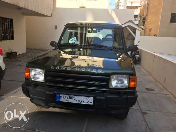 Land Rover Discovery 1999 (first owner)