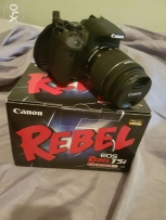 New Canon EOS Rebel T5i DSLR Camera with Lens kit