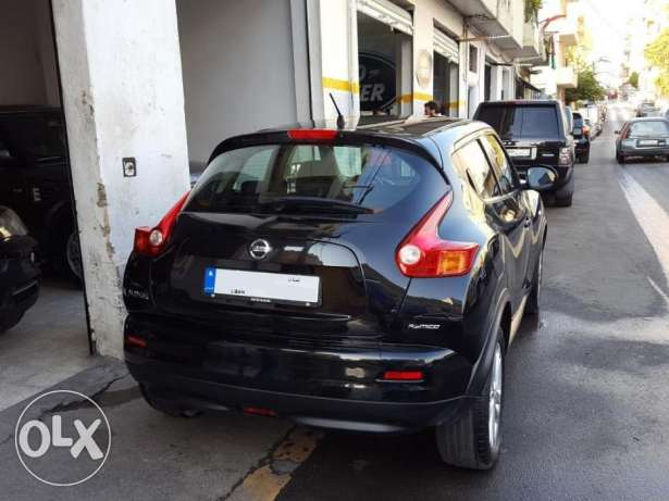 Nissan Juke 2013 Automatic Black/Black RYMCO Source & Maintenance أشرفية -  4