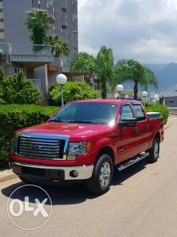 Ford 150 XLT 2012