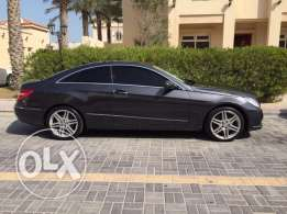 Mercedes E350 coupe 2010