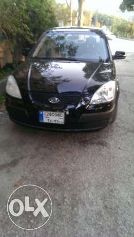 kia Rio model 2007 full options vitesse 3adi , ankad
