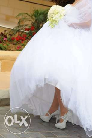 White wedding dress الشوف -  5