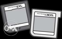 Nintendo 3ds games . Shi 30 le3be