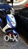 Yamaha Cygnus 125cc Japanese very good condition