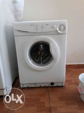 Candy washing machine 6 kl الشوف -  2
