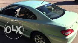 406 peugot coupe year 99 full options clean car