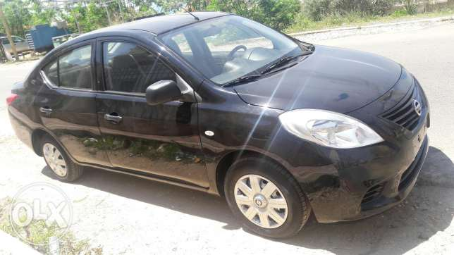 2014 nissan sunny or trade