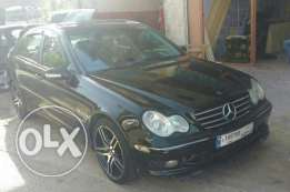Amg original c32 full option wara2a bayda mo3ayane
