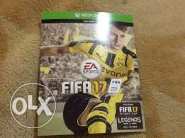 FIFA 17 not used
