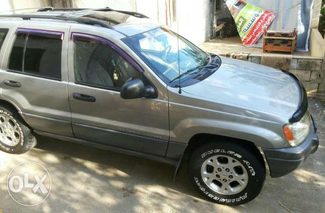 Grand Cherokee 2000 Limited 4×4 mfawal الشياح -  3
