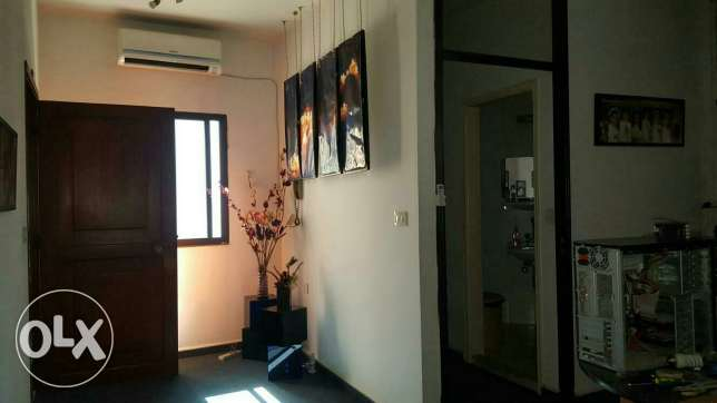 Furnished office for rent in bawchrieh بوشرية -  2