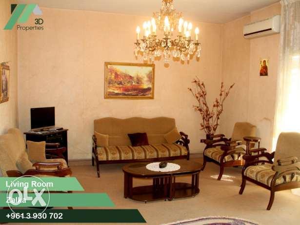 Luxurious Furnished 3 bedroom apartment for Rent at Zalka