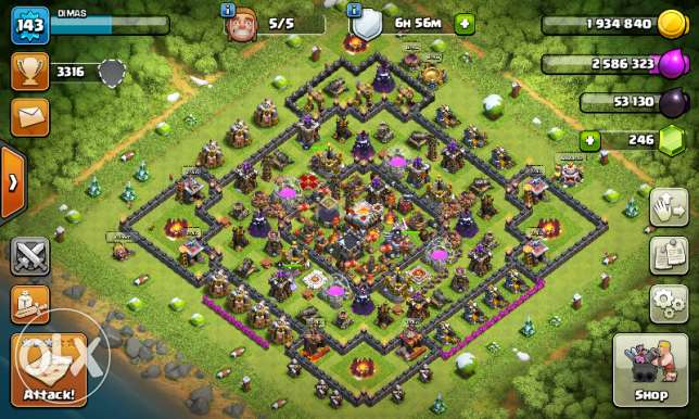 th11 clash of clans