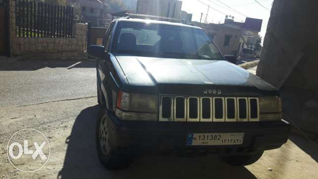 Jeep 6 cylindre