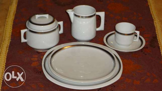 """ Limoges Bernardaud "" Complete Dinner Set"