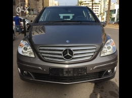 German Origin Mercedes Benz B170 Special Edition 2008