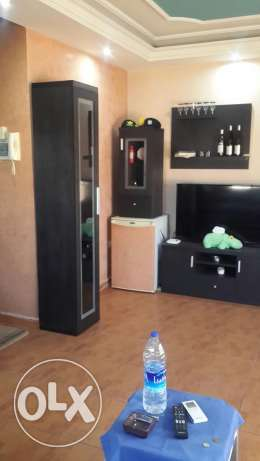 Furnished studio for rent 5 minutes to CITY MALL
