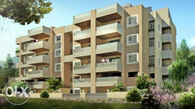 Apartment for sale in Hboub جبيل -  1