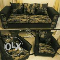 Salon 3 pcs .. perfect for a smal apparrment or chalet