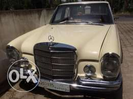 mercedes 280s Aut / Air condition original car