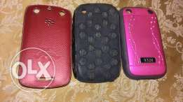 3 Blackberry covers