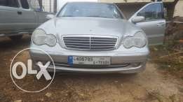 C 320 model 2003 no accident manfouda jdid madfou3 2016