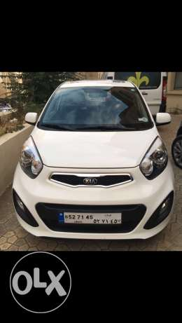 Picanto 2014 automatic full option