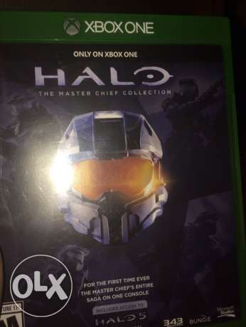 halo Collection Xbox one game
