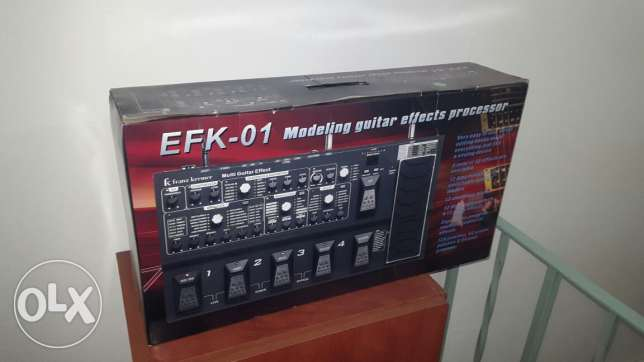 Pedal - Modeling Guitar Effects Processor