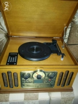 Steepletone Stratford 7in1 vintage music center