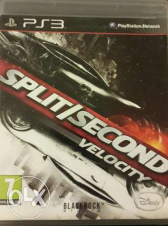 SPLitsecond ps3