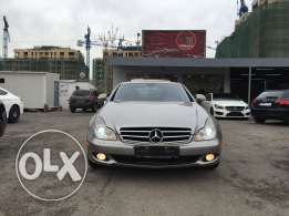 Mercedes CLS500 pewter on black 2006 !!! fully loaded