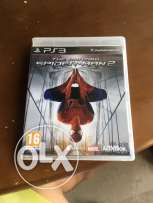 the amazing Spider-Man 2 PS3 amazing good quality