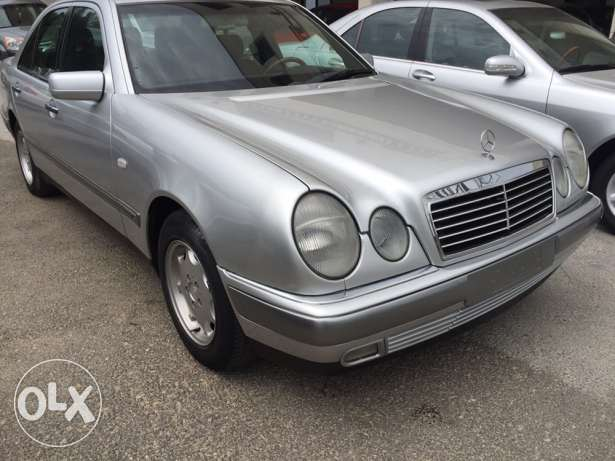 mercedes-benz e klass 230