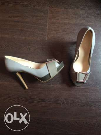 Nine West gray shoes for sale