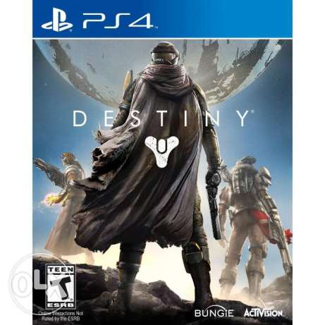 Destiny PS4 Brand New Sealed With Exclusive Content (Makhtoume)