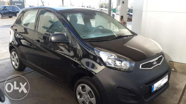 Kia-Picanto 2014 Automatic-Central Lock-AC