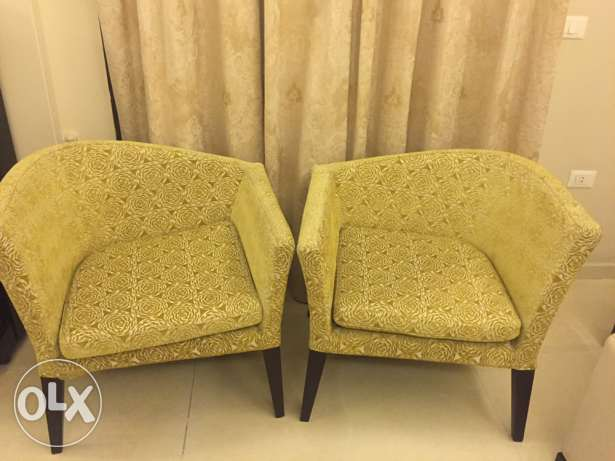 chairs بعبدا -  2