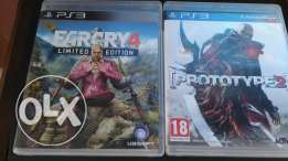 Farcry4 & Prototype2 Trade on Gta4 & Catch dogs