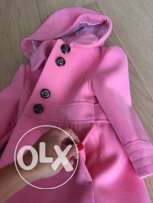 New coat Next for girl from England