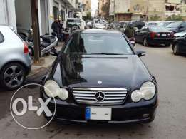 2002 Mercedes C230 Coupe Black/Black Clean title! All Service Done!