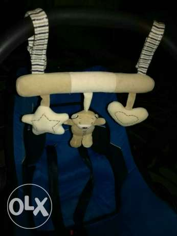 2 baby hanger toys for carseat and bed برج البراجنة -  5