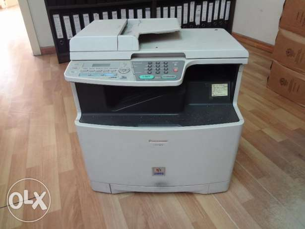 Printer Panasonic - KX-MC6020 راس  بيروت -  1