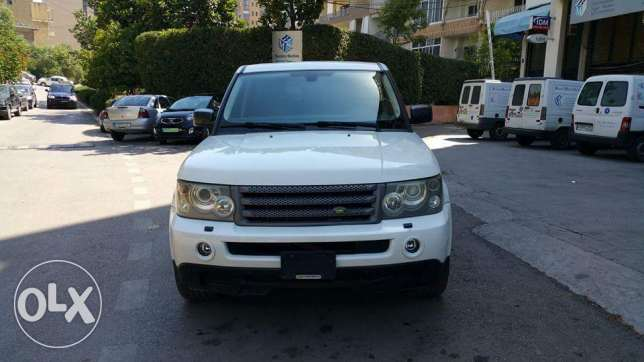 AutoTrading 2008 Range Rover Sport Supercharged (Ajnabe)