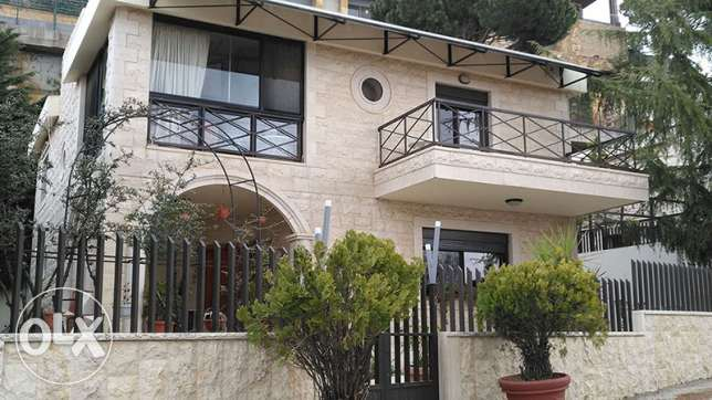 Beautiful & Comfortable Villa in Dahr El Souane