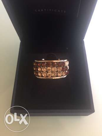 Swarovski ring أشرفية -  4