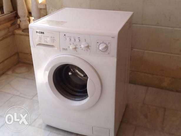 washer in very good condition