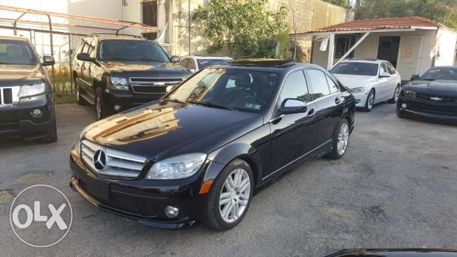 mercedes c300 clean carfax