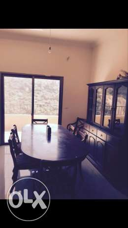 Furnished 2 bedroom appartment for rent